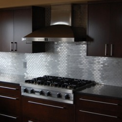 The Five Elements Stainless Steel Mosaic
